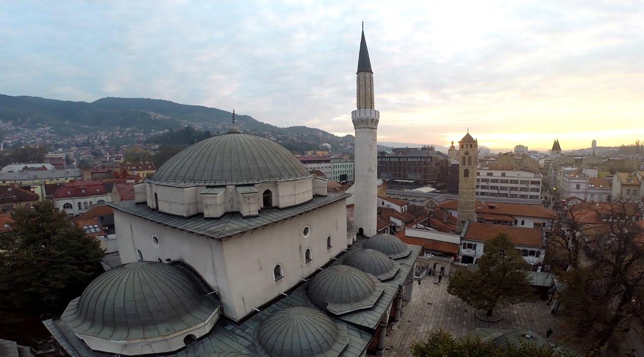 مسجد غازي خسرو يك