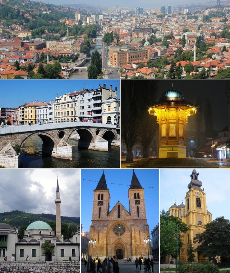 معلومات مفيدة عن عاصمة البوسنة قدس أوروبا ساراييفو