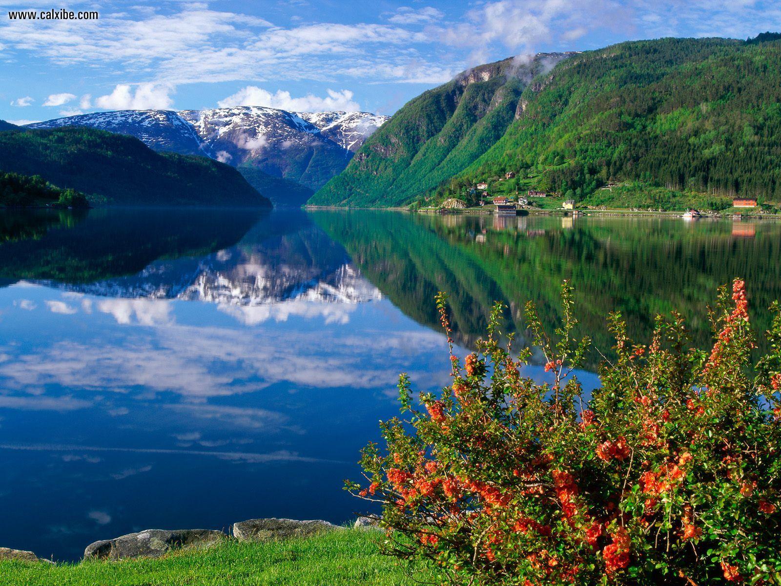 Ulvik_Hardangerfjord__Norway