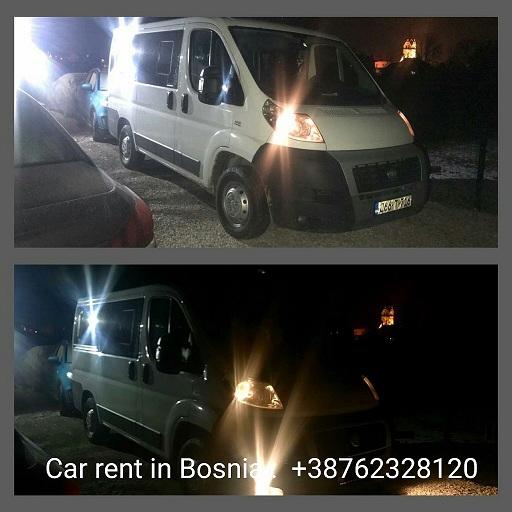 تأجير سيارات بداخل البوسنة