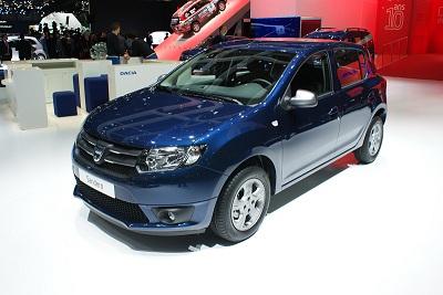 للإيجار سيارات DACIA SANDERO 3