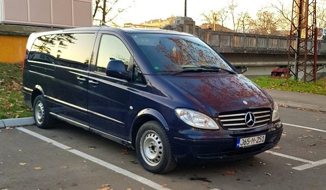 تأجير السيارات والتأمين في البوسنة والهرسك